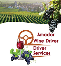 Amador Wine Driver - Driver Services